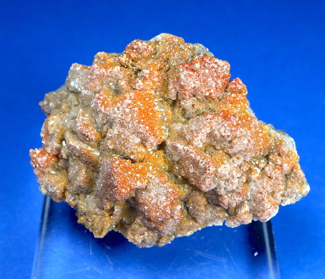 自主採掘!褐鉛鉱 バナジン鉛鉱   29,9g VND019  鉱物 天然石 パワーストーン 原石