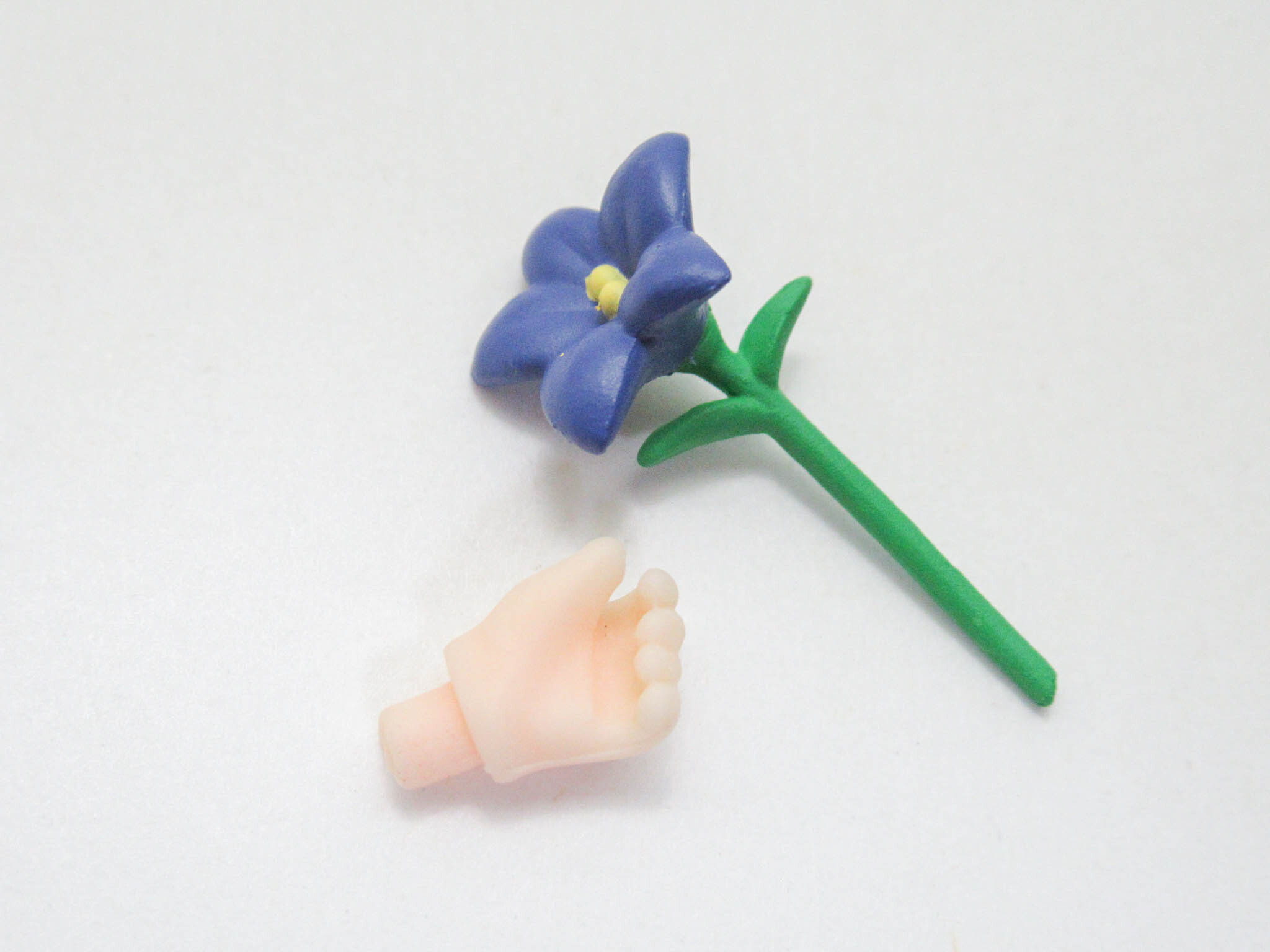 【SALE】【1427】 初音ミク 冬木小袖Ver. 小物パーツ お花 ねんどろいど