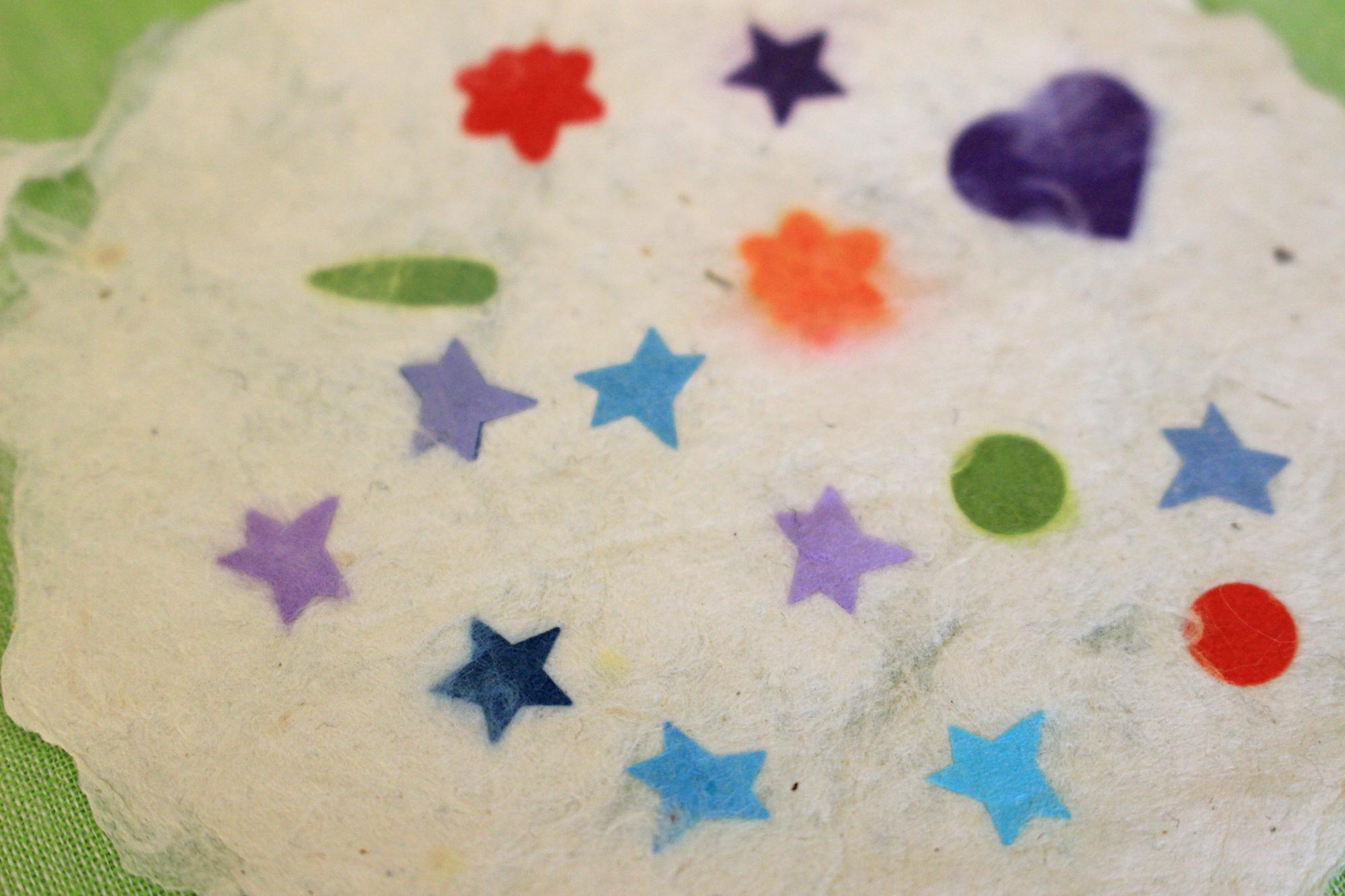 【オンラインワークショップ】おうちで本格的な手すき和紙を作ろう