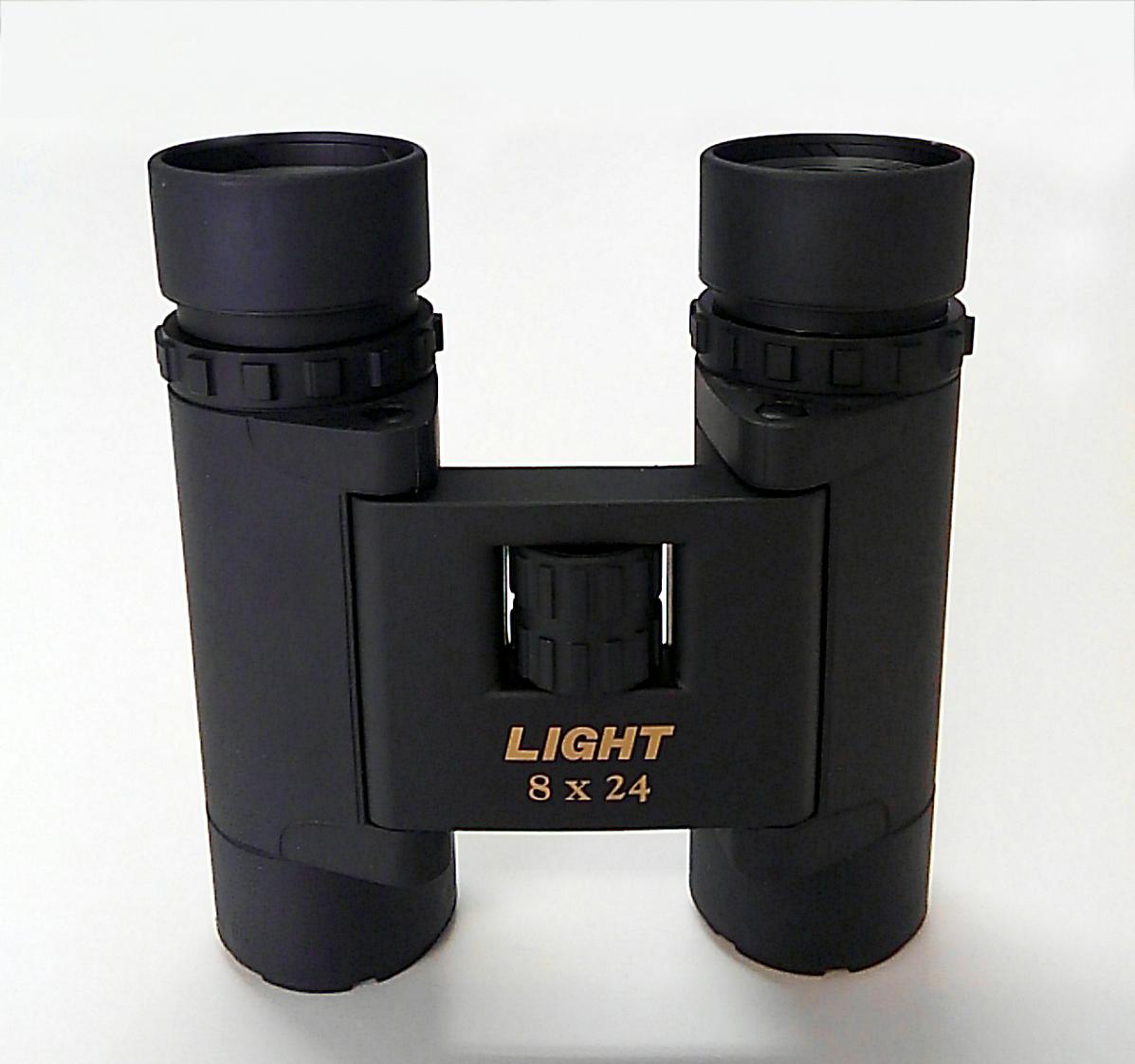 双眼鏡:8×24 6.25°〔ライト光機〕