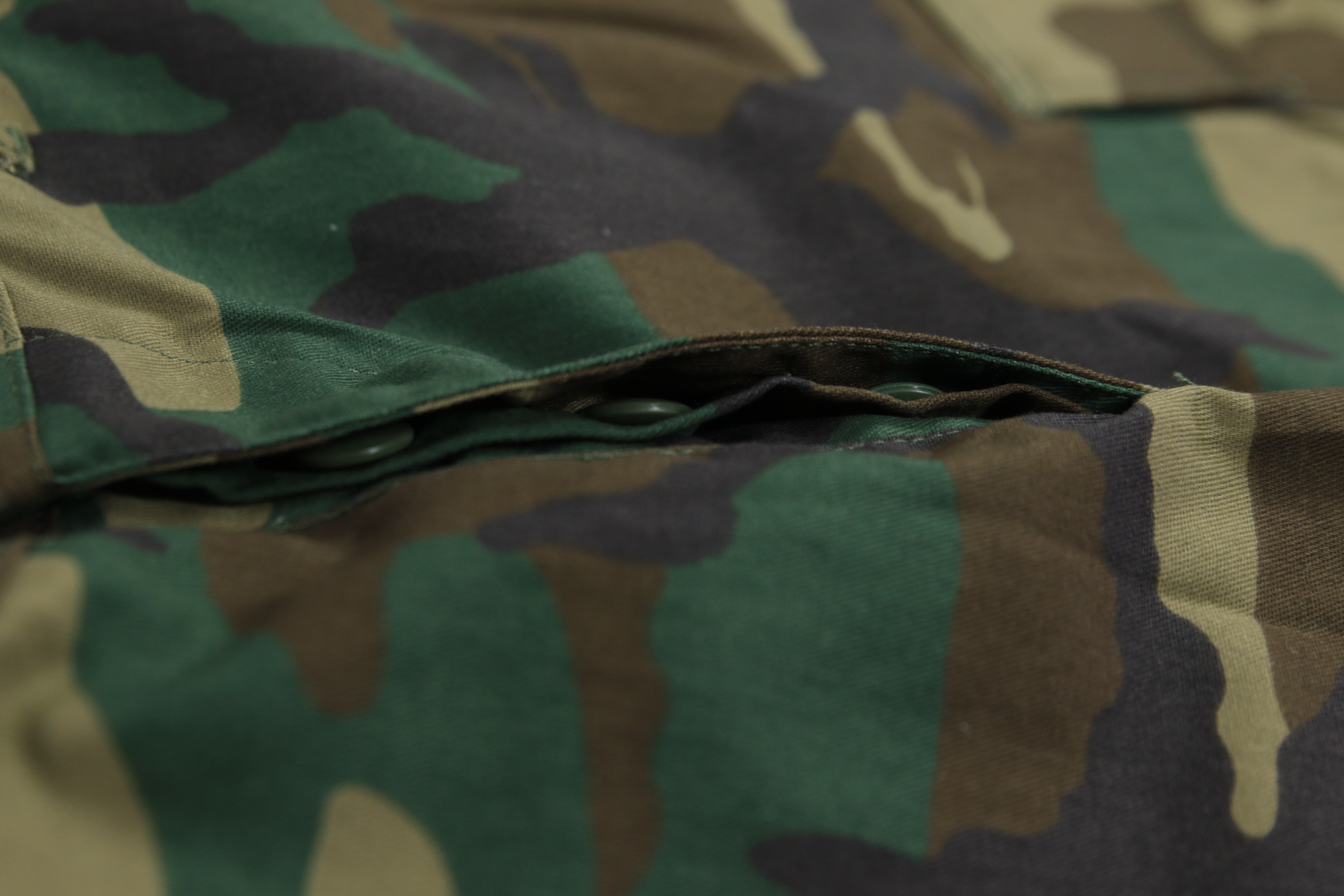KB 6-POCKET CARGO PANTS [CAMO]