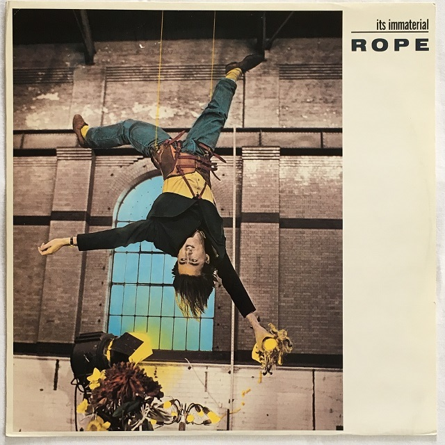 【12inch・英盤】It's Immaterial  /  Rope