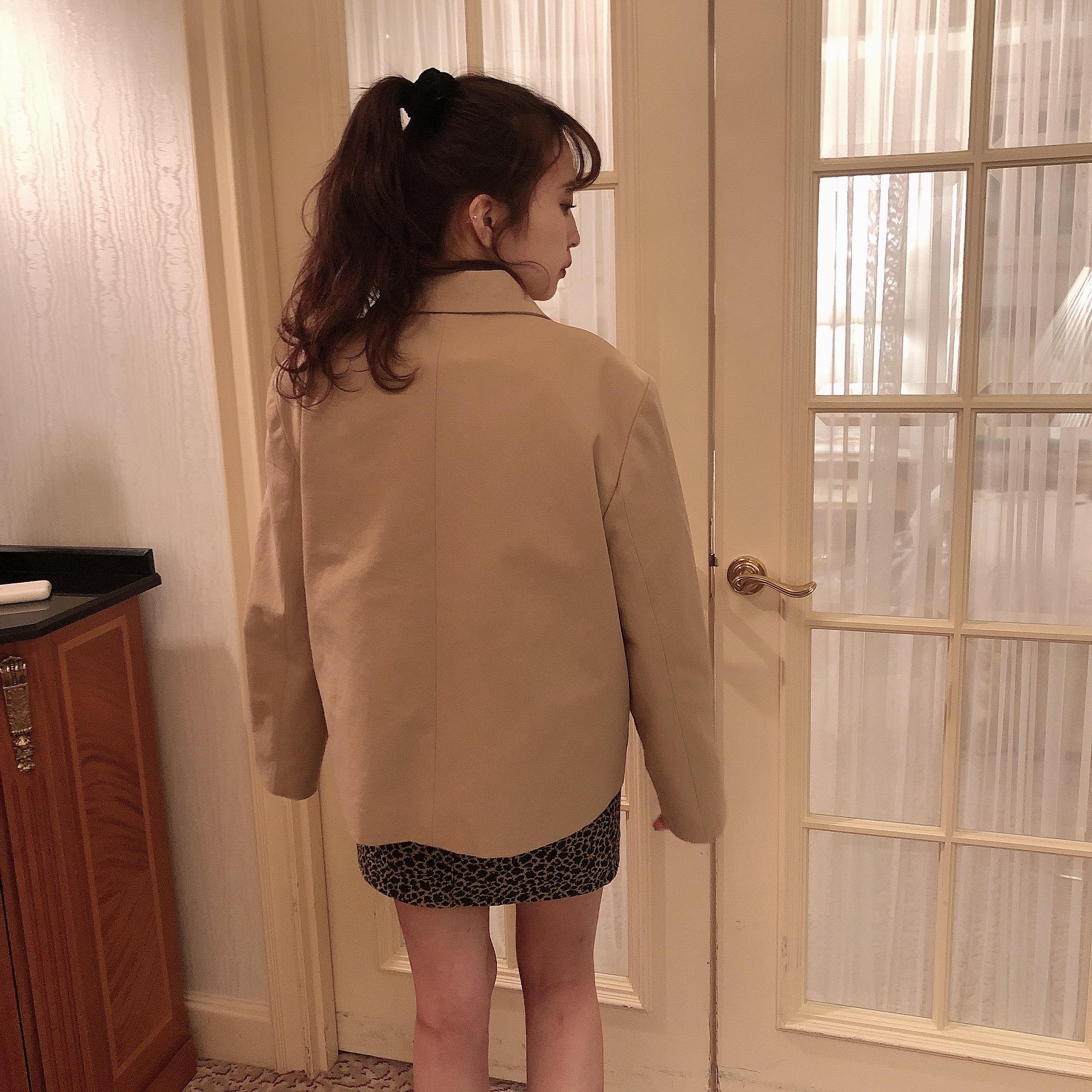 【LAST1】Luke jacket