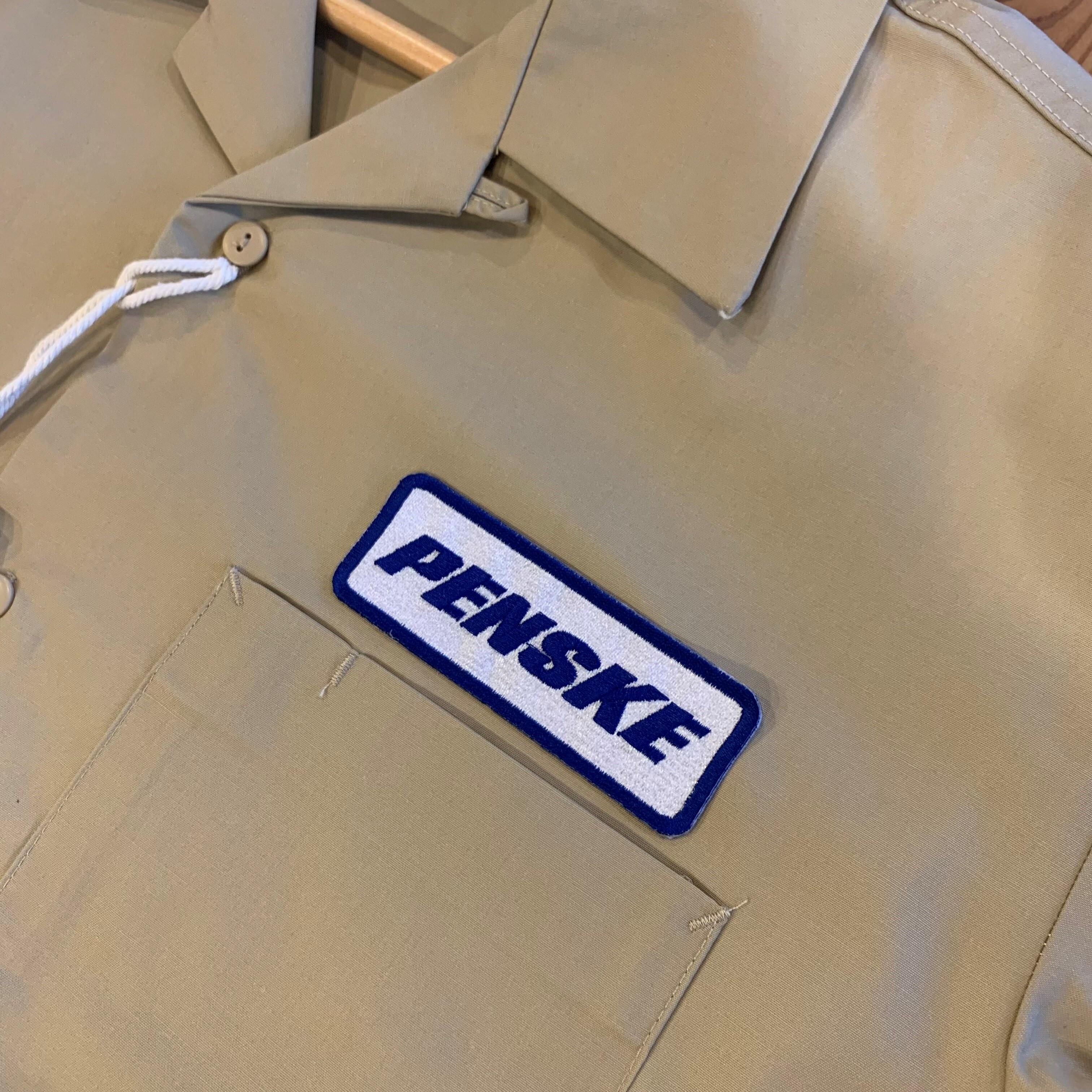 PATCHIES【ワッペン】 PENSKE ペンスキー ワークシャツ