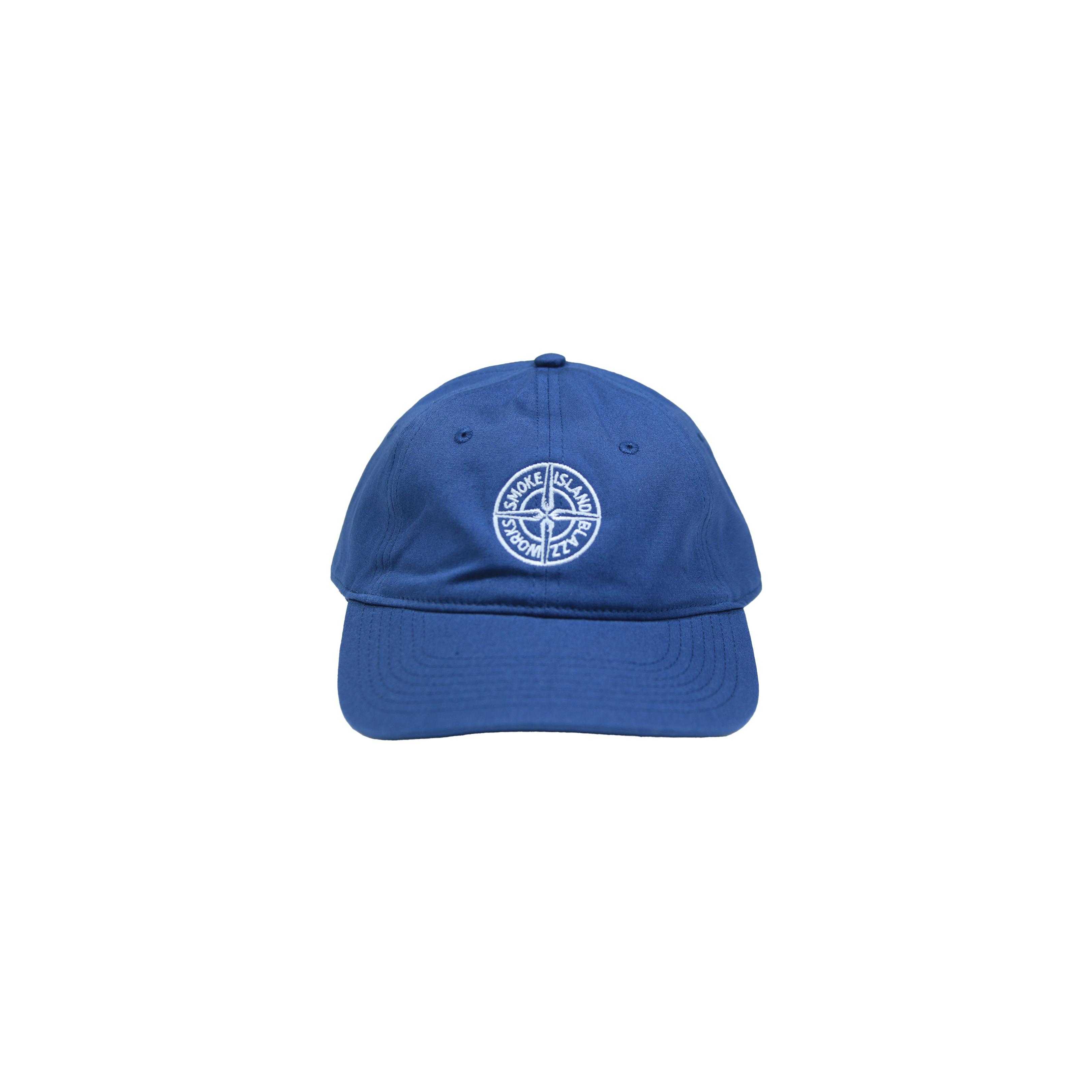 SMOKE ISLAND COTTON CAP [NAVY]