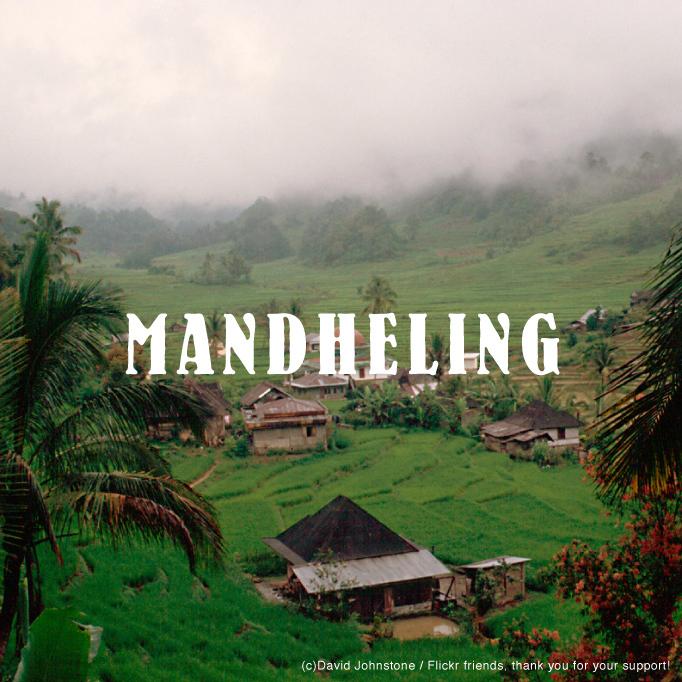 マンデリン|200g