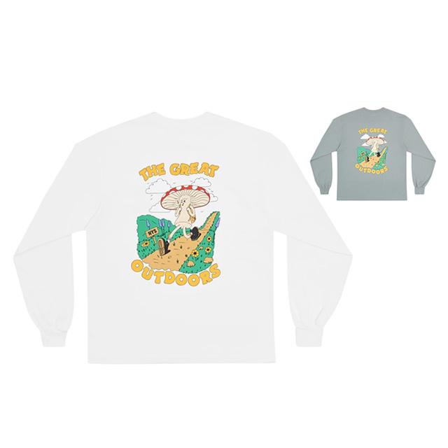 ONLY NY Great Outdoors L/S T-Shirt