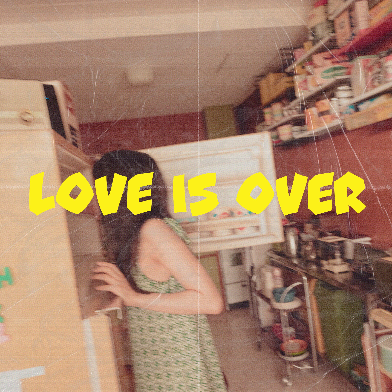 【マニア盤】「Love is over」本人手焼きCD-R販売ページ