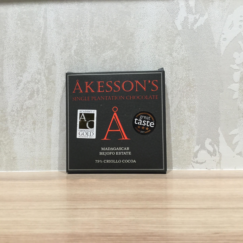 【AKESSON'S/アケッソンズ】75%ベジョーホエステートマダガスカル クリオロ