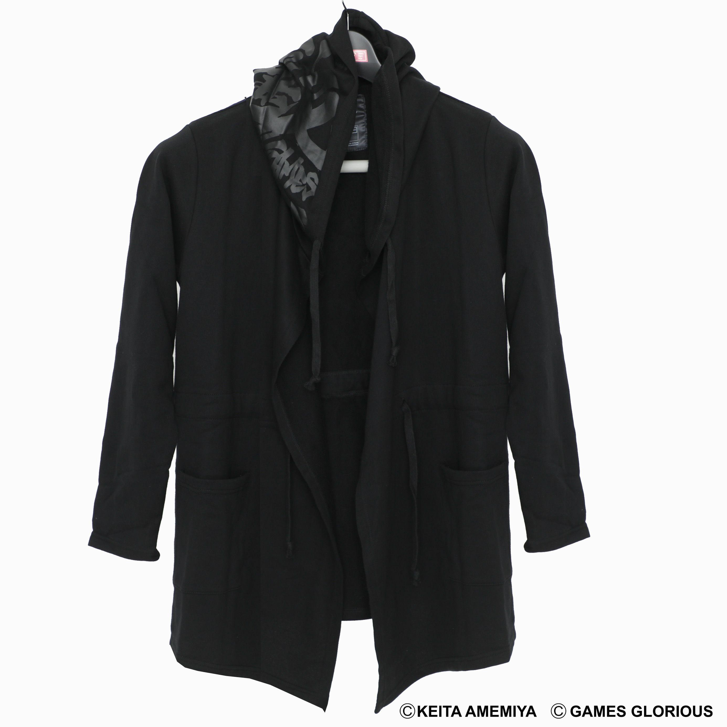 【 KEITA AMEMIYA x GAMES GLORIOUS】K.A.Mantle Cardigan 〜 MAJUU 〜 / GAMES GLORIOUS