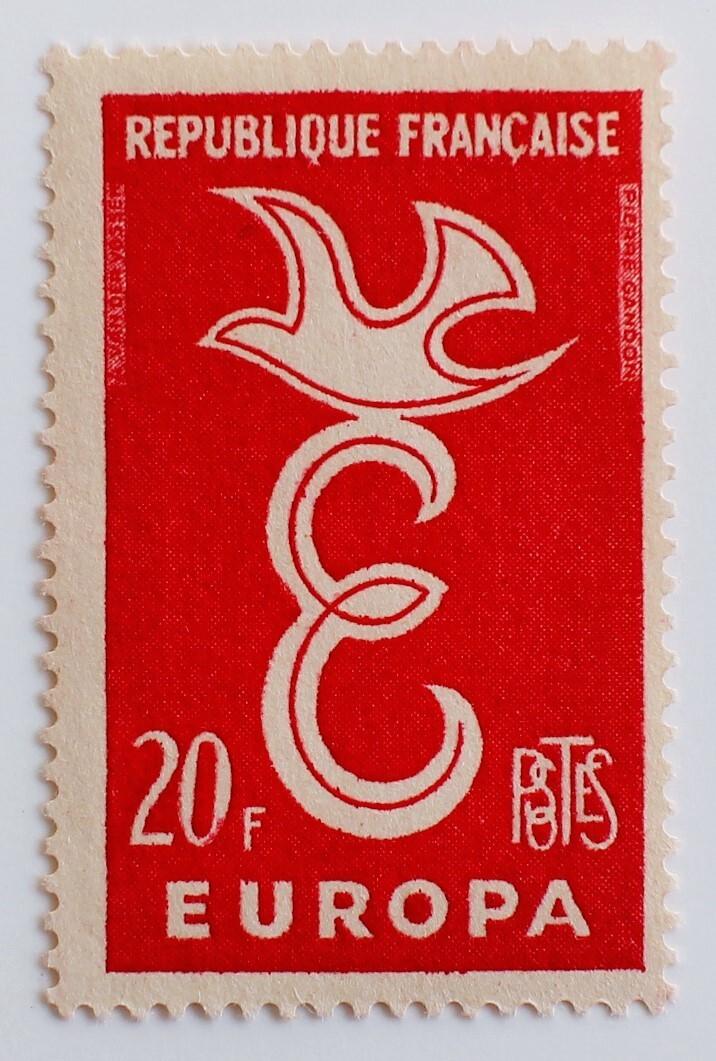 ヨーロッパ / フランス 1958