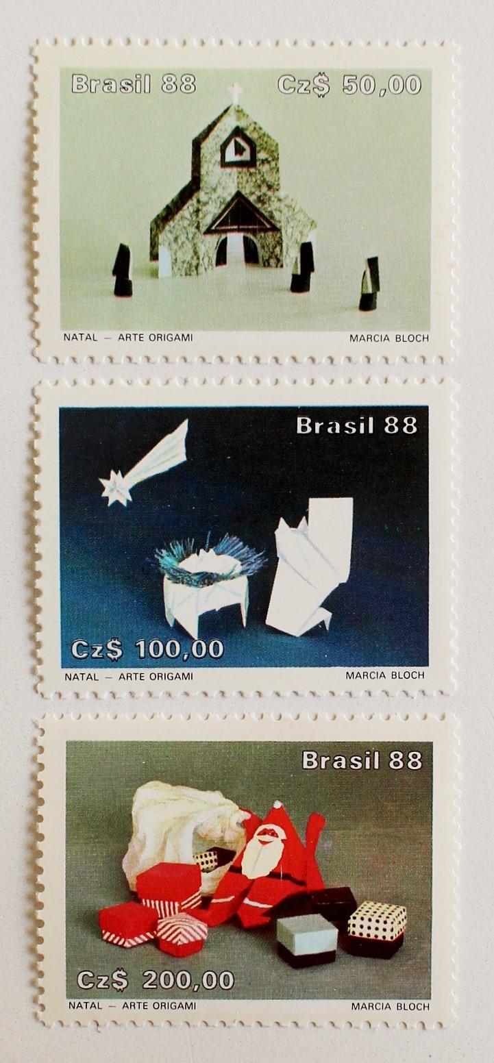 クリスマス / ブラジル 1988