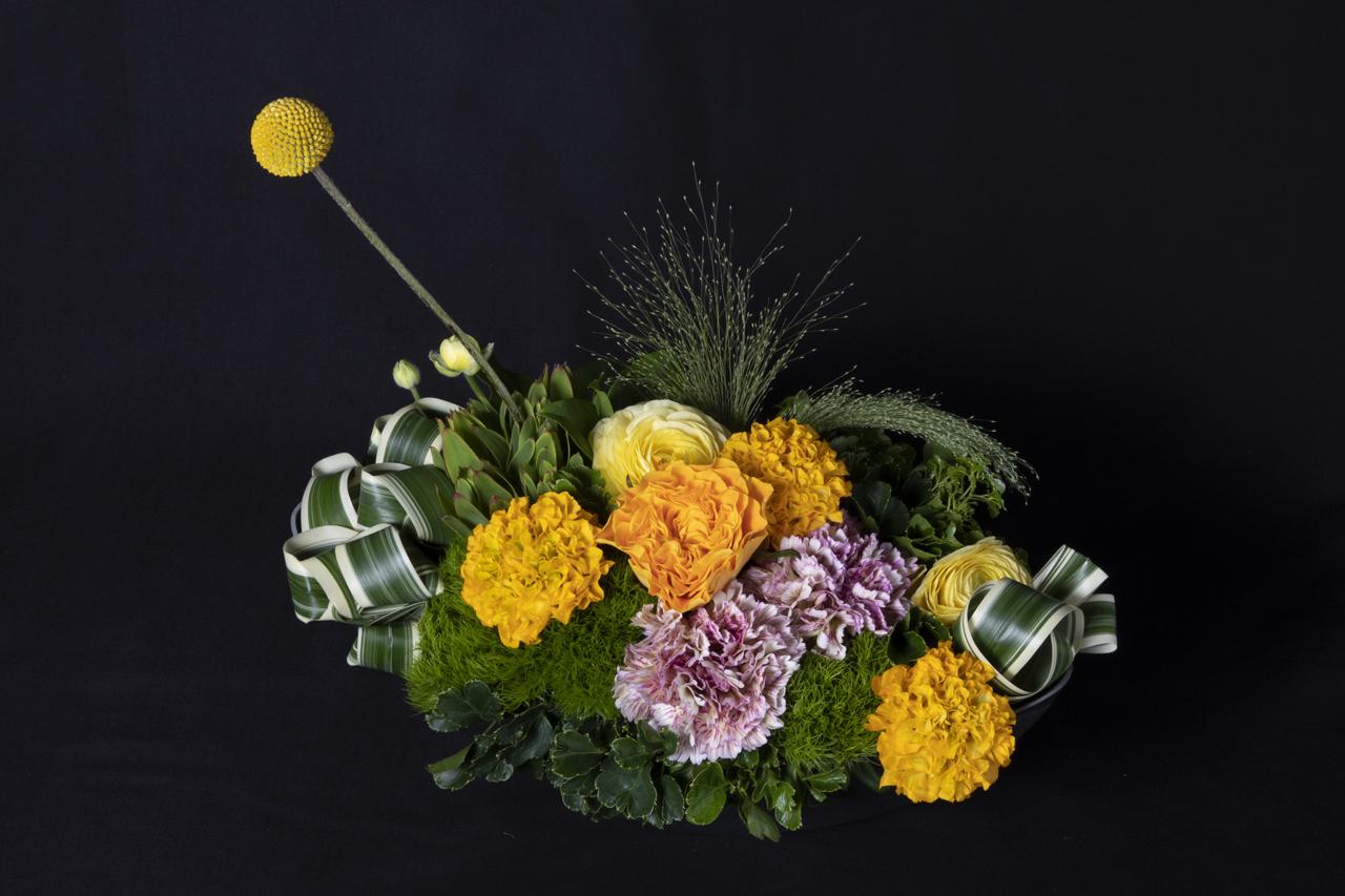 Fresh Flower Arrangement【M】全6種