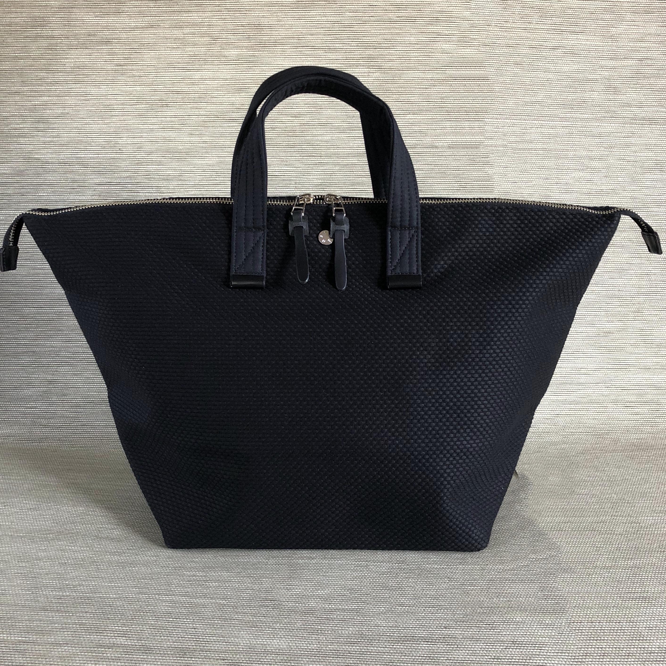 Bowler bag Medium / CaBas 【BK】