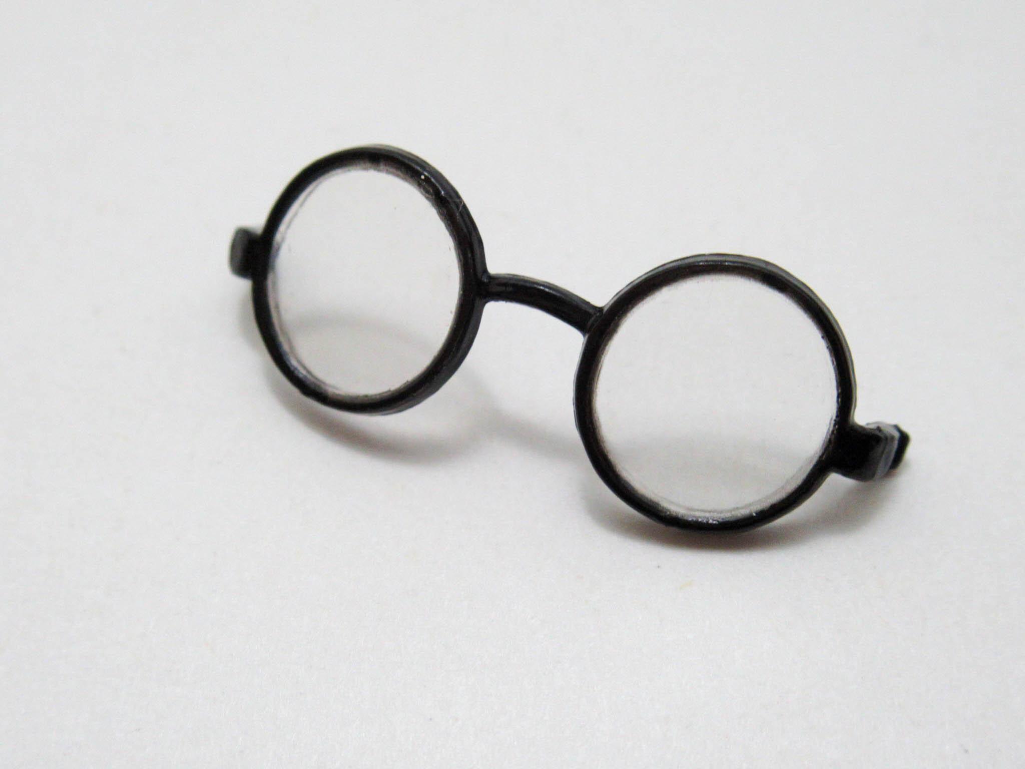 再入荷【1305】 ハリー・ポッター クィディッチVer. 小物パーツ メガネ ねんどろいど
