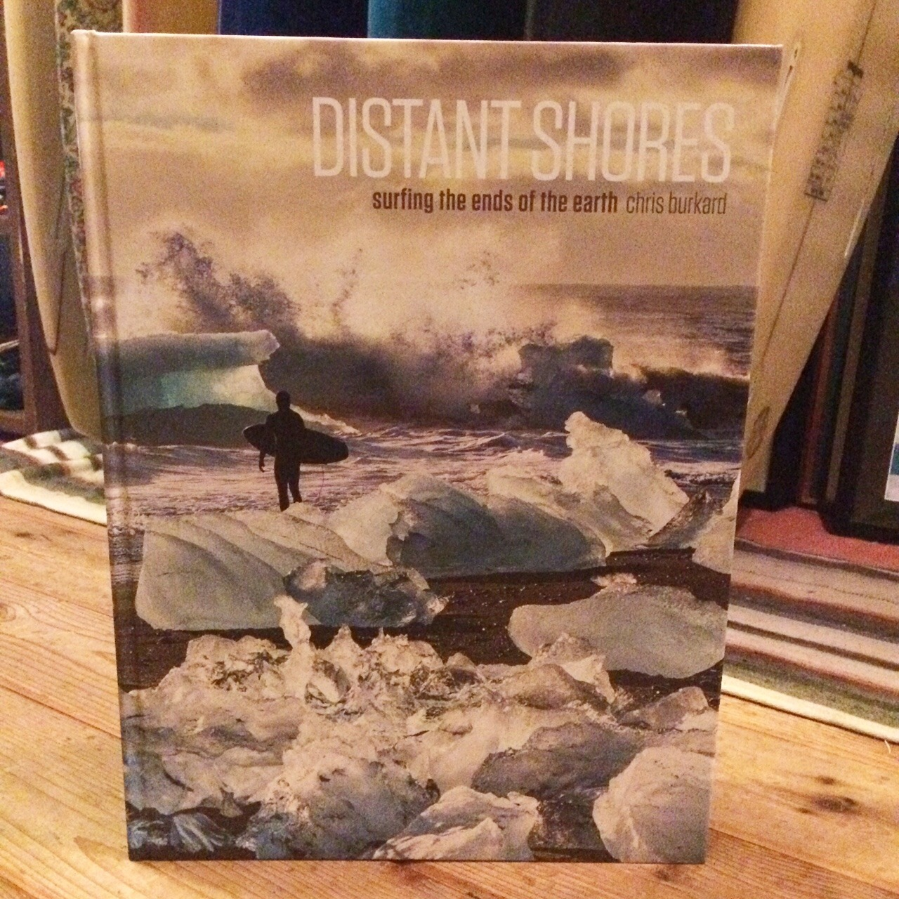 DISTANT SHORES -Chris Burkard-