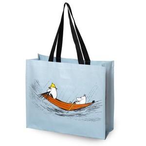 【フィンランド】 ムーミン ショッピングバッグ(ムーミンボート) トートバッグ エコバッグ