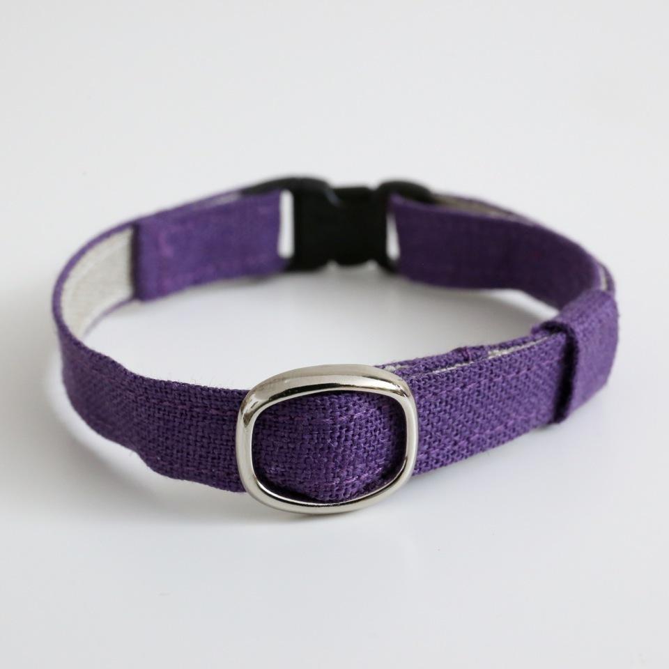 猫の首輪(Purple)