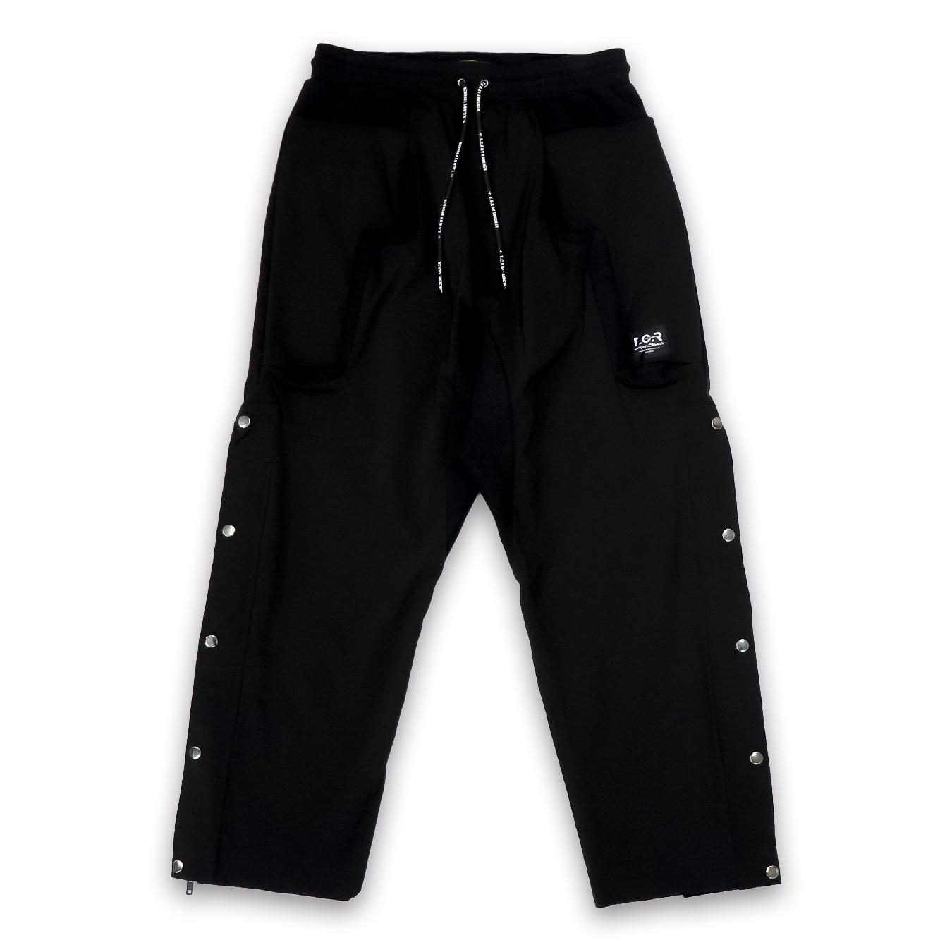 T.C.R EQUIPMENT SHELL PANTS V2 - BLACK