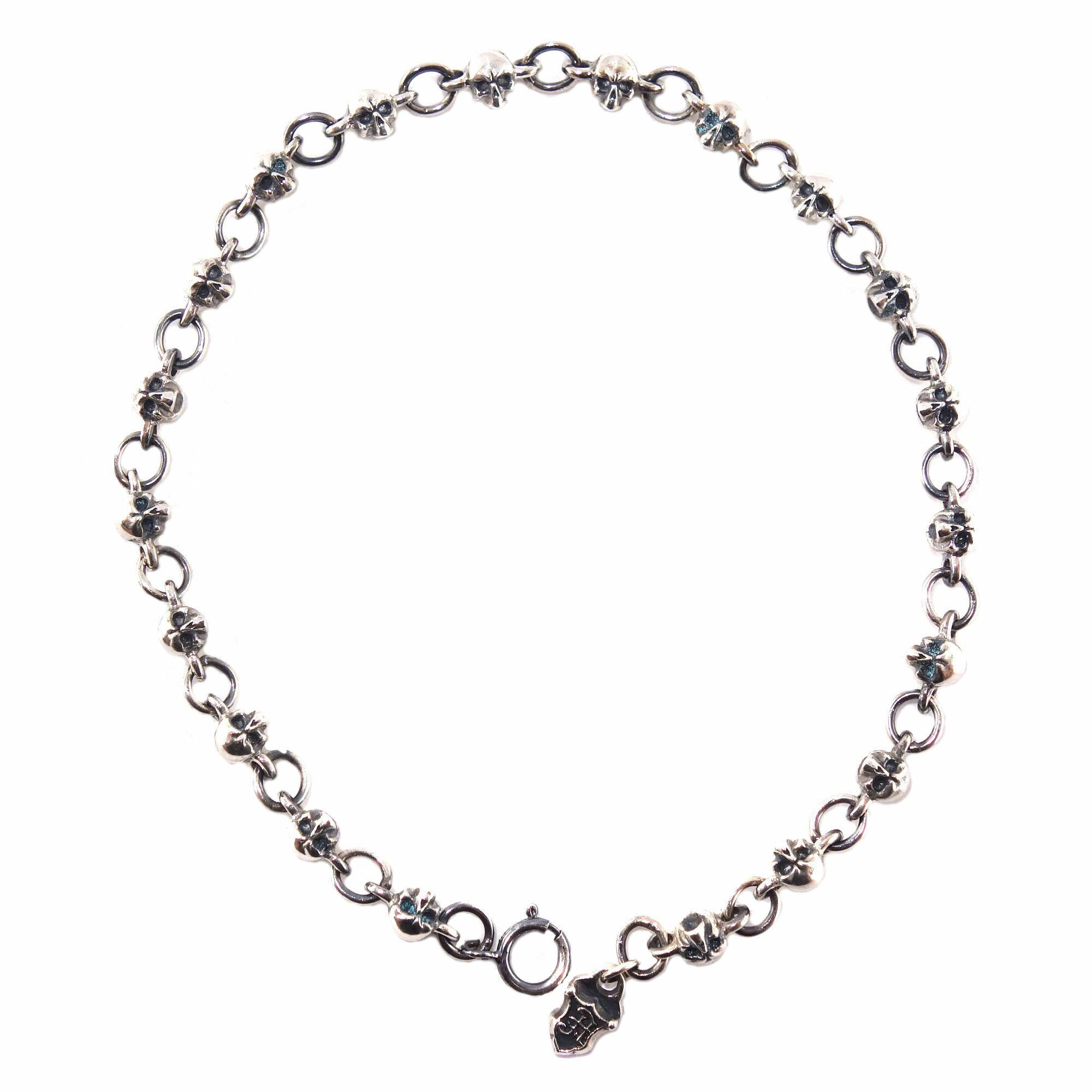 スカルブレスレット ACB0105 Skull bracelet