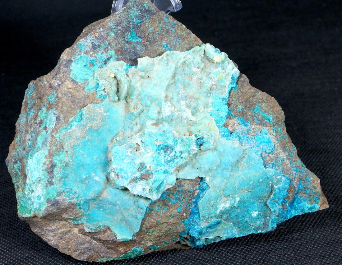 大きい!リソコラ 珪孔雀石 カリフォルニア州  638,4g CHS029  鉱物 天然石 原石 パワーストーン