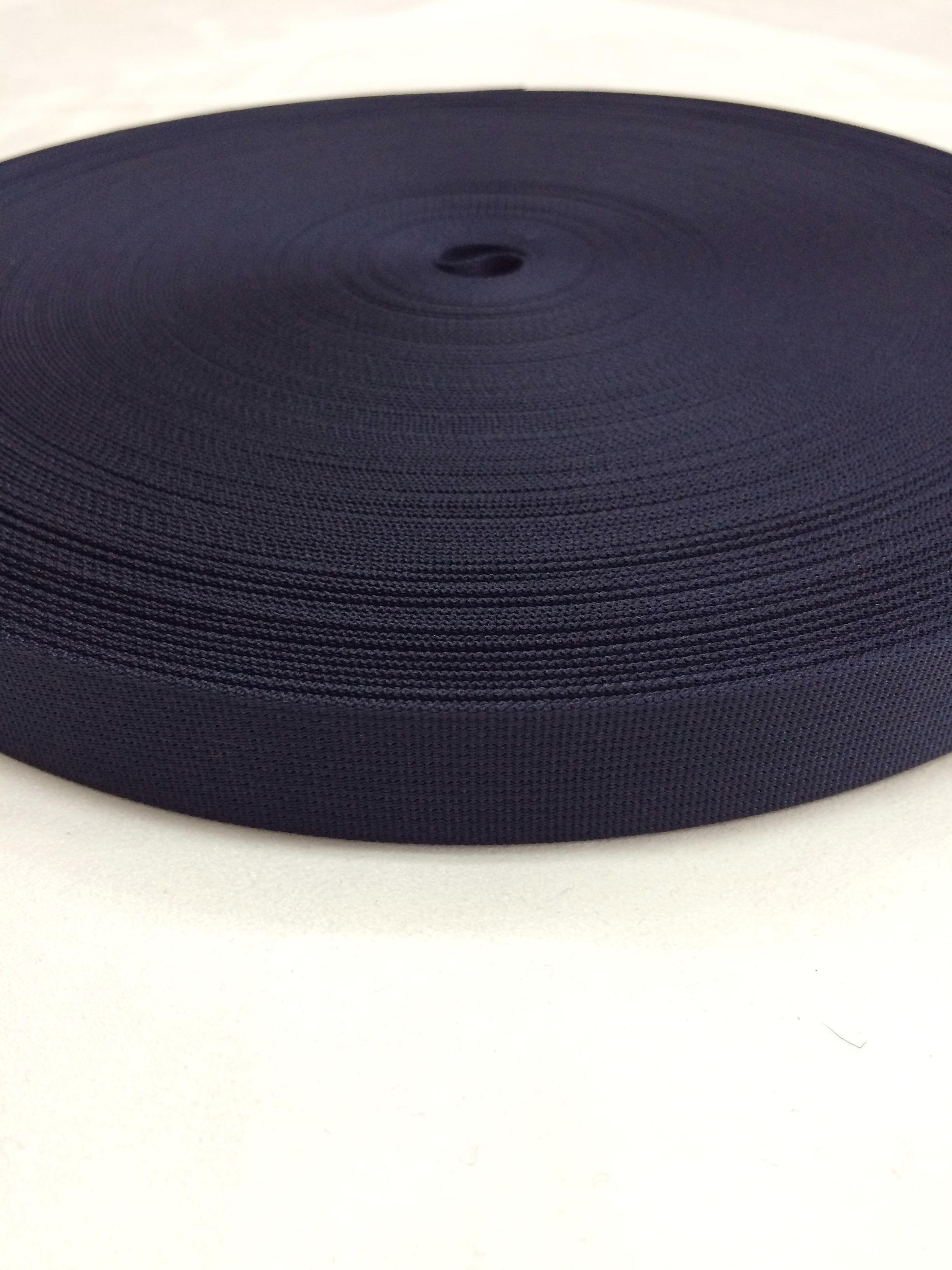 ナイロン 高密度 30mm幅 1mm厚 カラー(黒以外) 5m