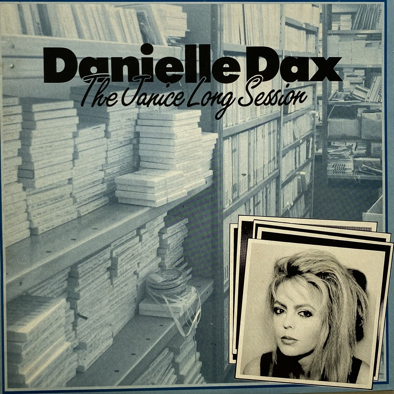 【12inch・英盤】Danielle Dax / The Janice Long Session
