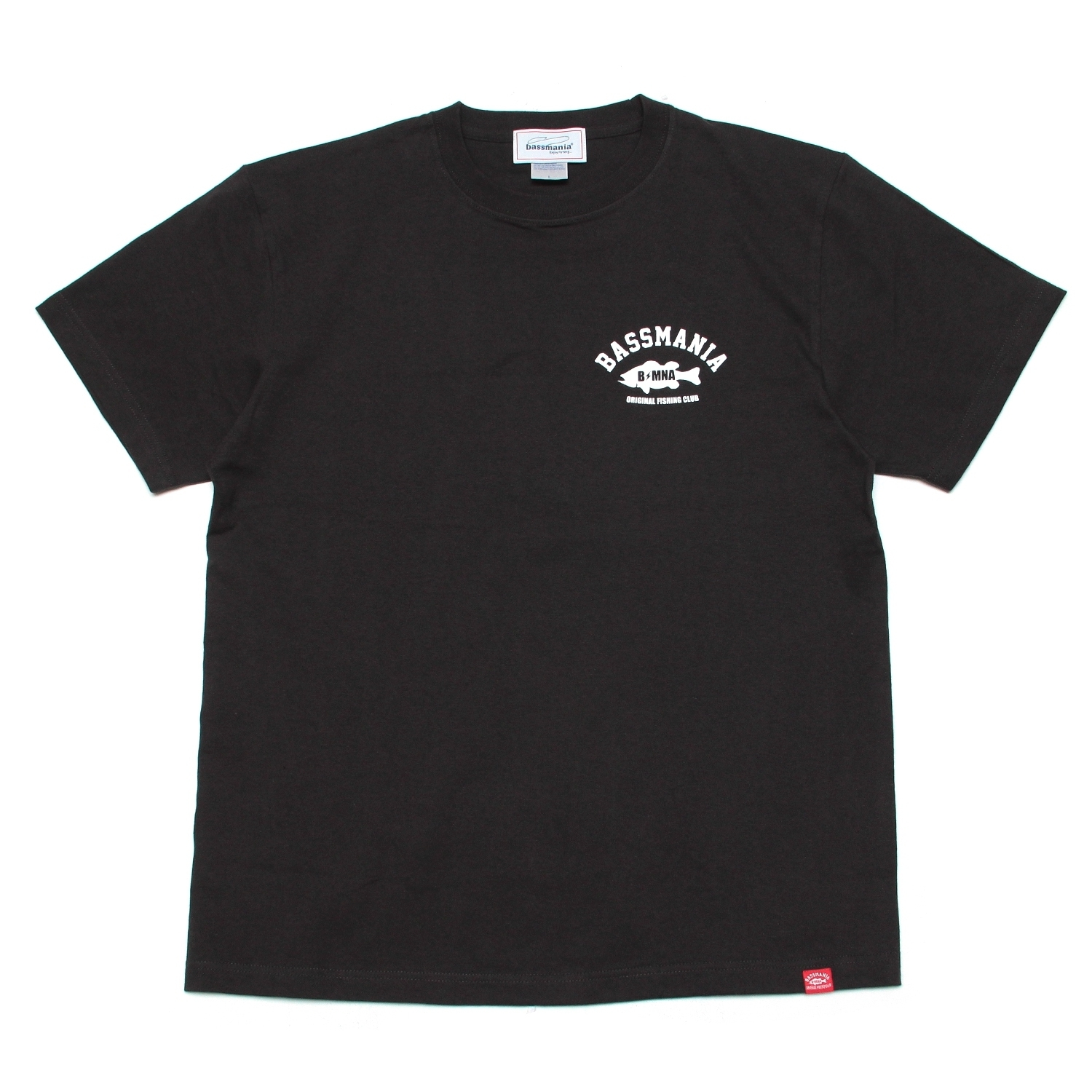 I JUST  WANNA GO ... バックプリントTシャツ [S.BLK]