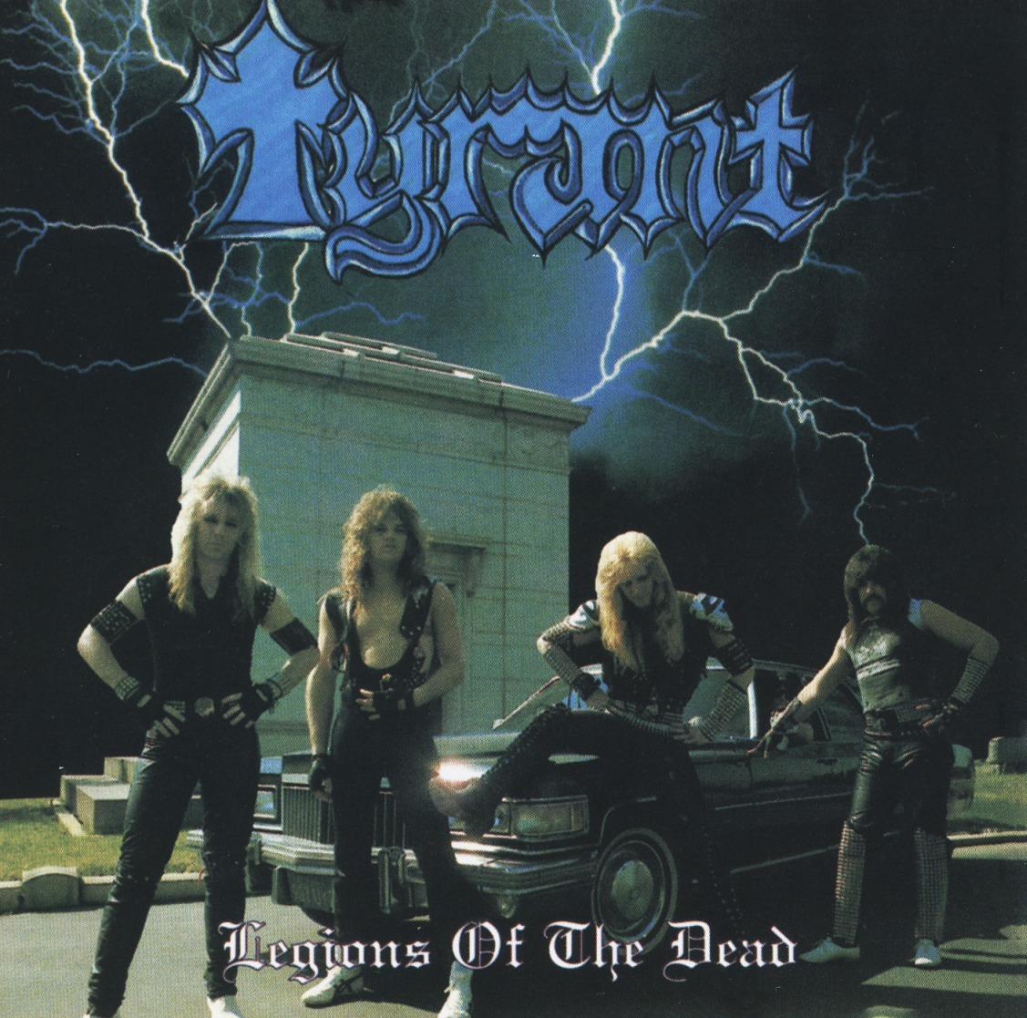 "TYRANT ""Legions Of The Dead"" (輸入盤)"