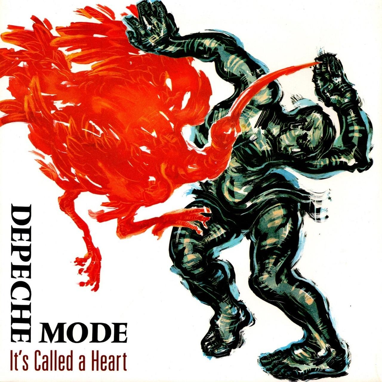 【7inch・英盤】Depeche Mode /  It's Called A Heart