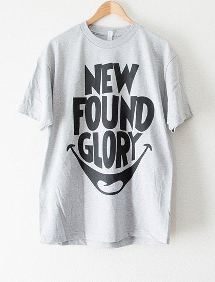 【NEW FOUND GLORY】 Tooned T-Shirts (Gray)