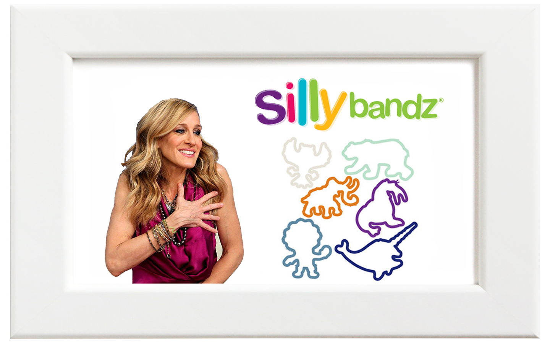 Silly bandz/シリーバンズ アイスズー