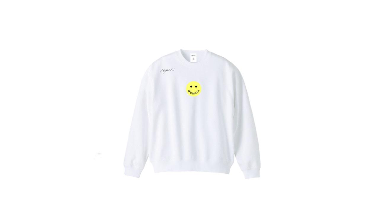 coguchi smile sweat (WH)