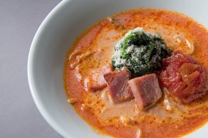 【スペシャルセット】豚骨2食+トマト2食セット