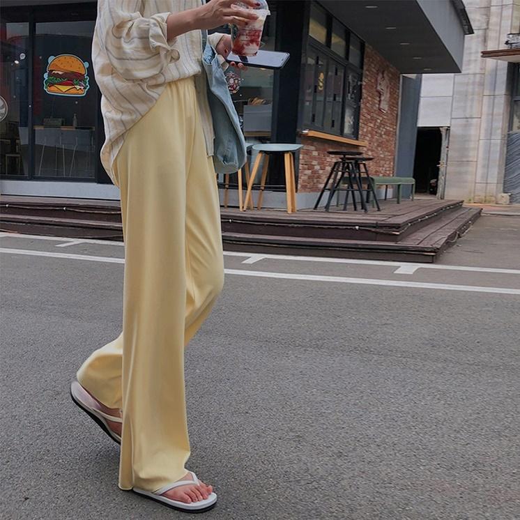 Straight light pants(ストレートライトパンツ)b-258