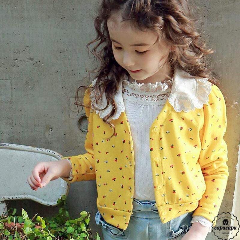 «sold out» flo juicy cardigan 2colors ジューシーカーディガン