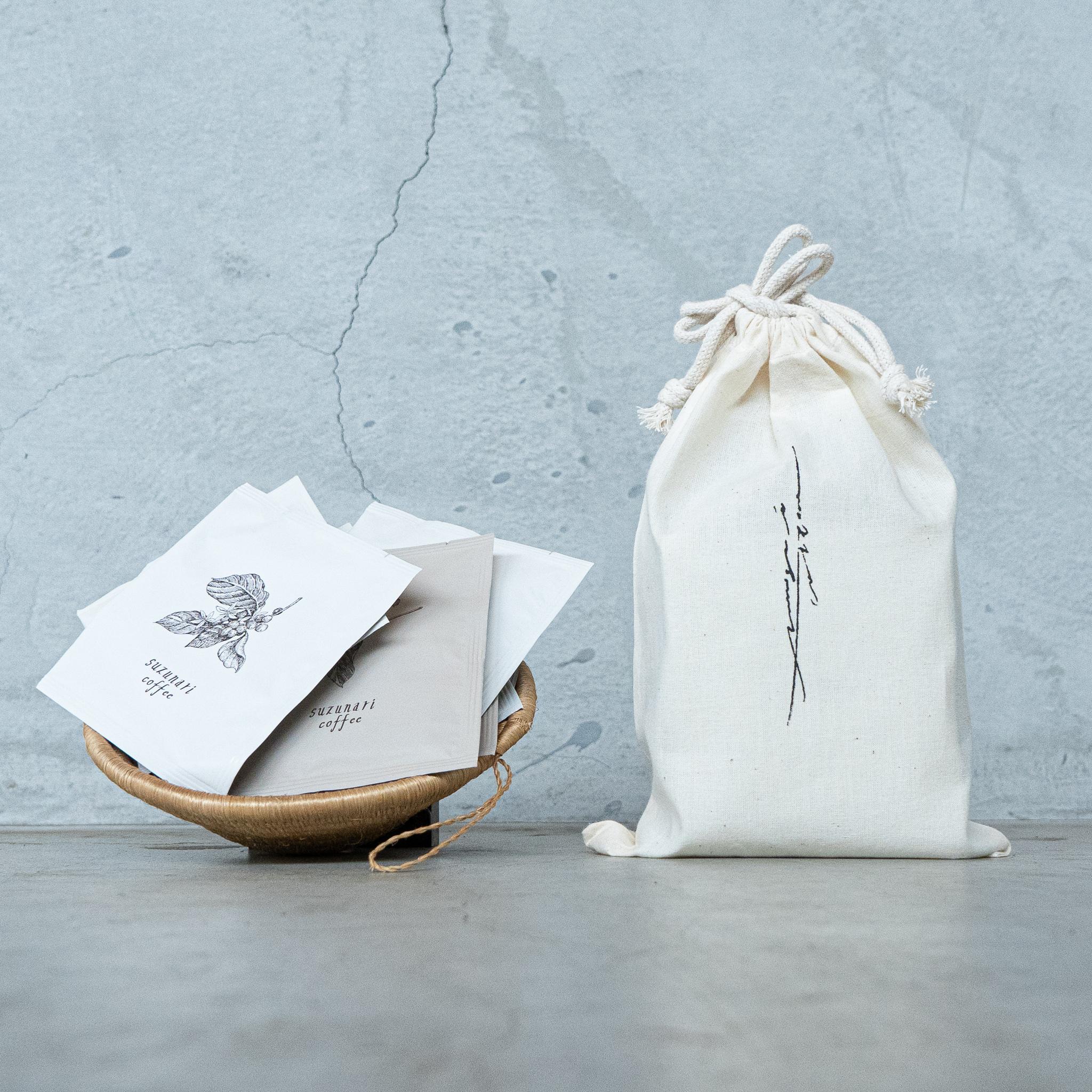 suzunari coffee Drip Bag 10個セット