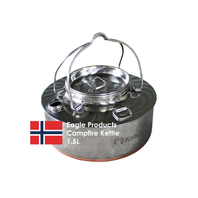 Eagle Products Campfire Kettle 1.5L