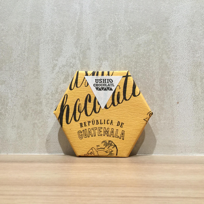 【USHIO CHOCOLATL/ウシオチョコラトル】グアテマラ