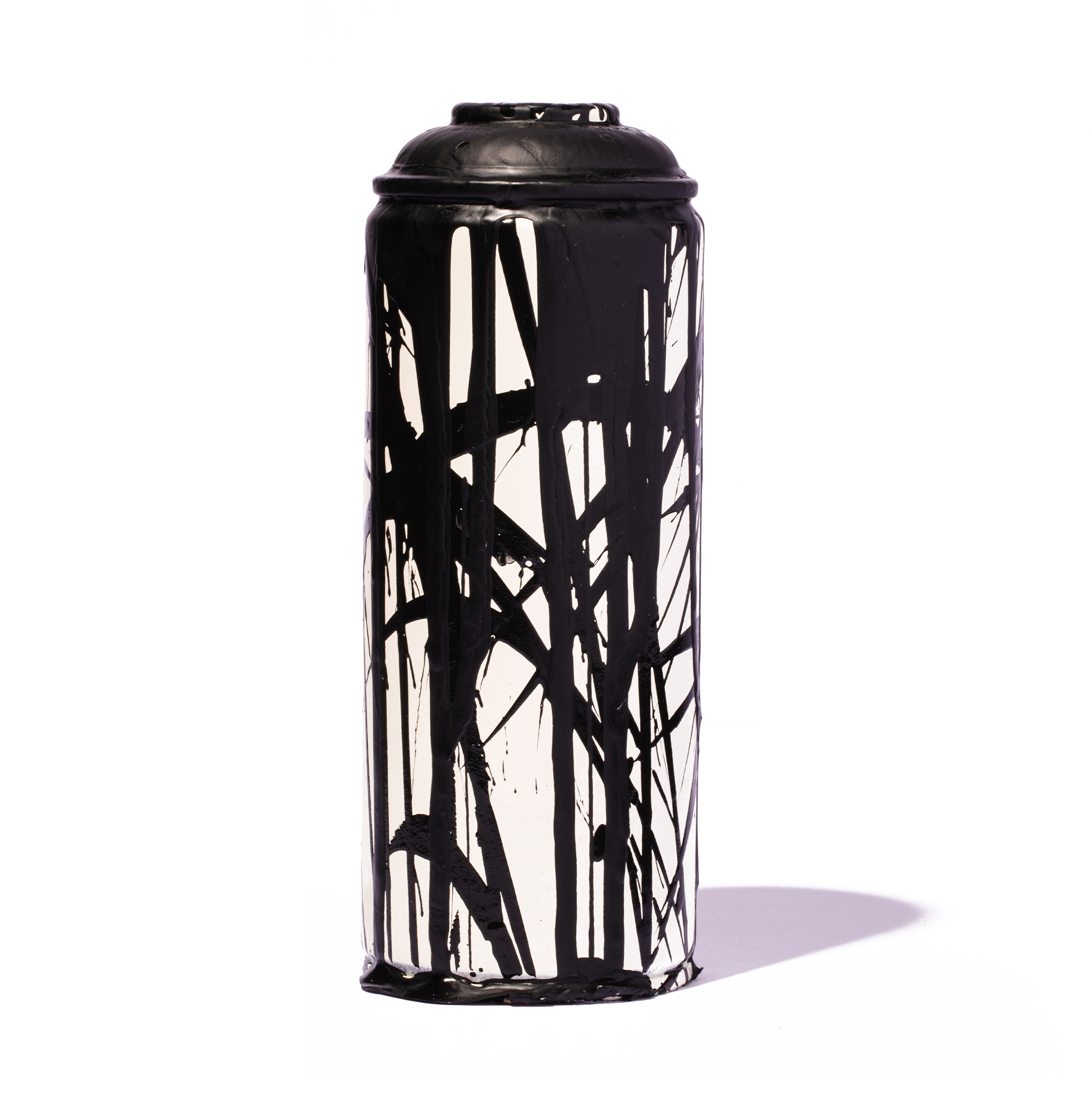 JUST A SPRAY CAN - WHITE