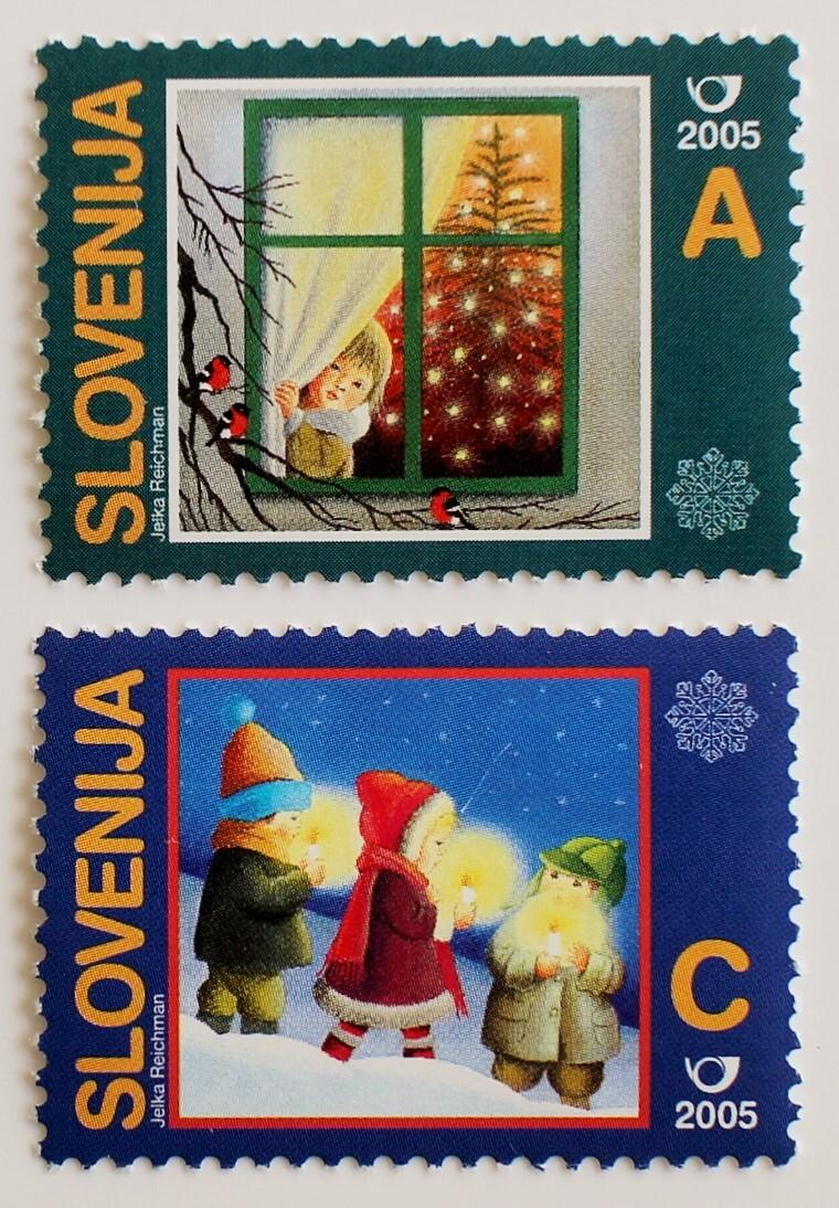 クリスマス / スロベニア 2005