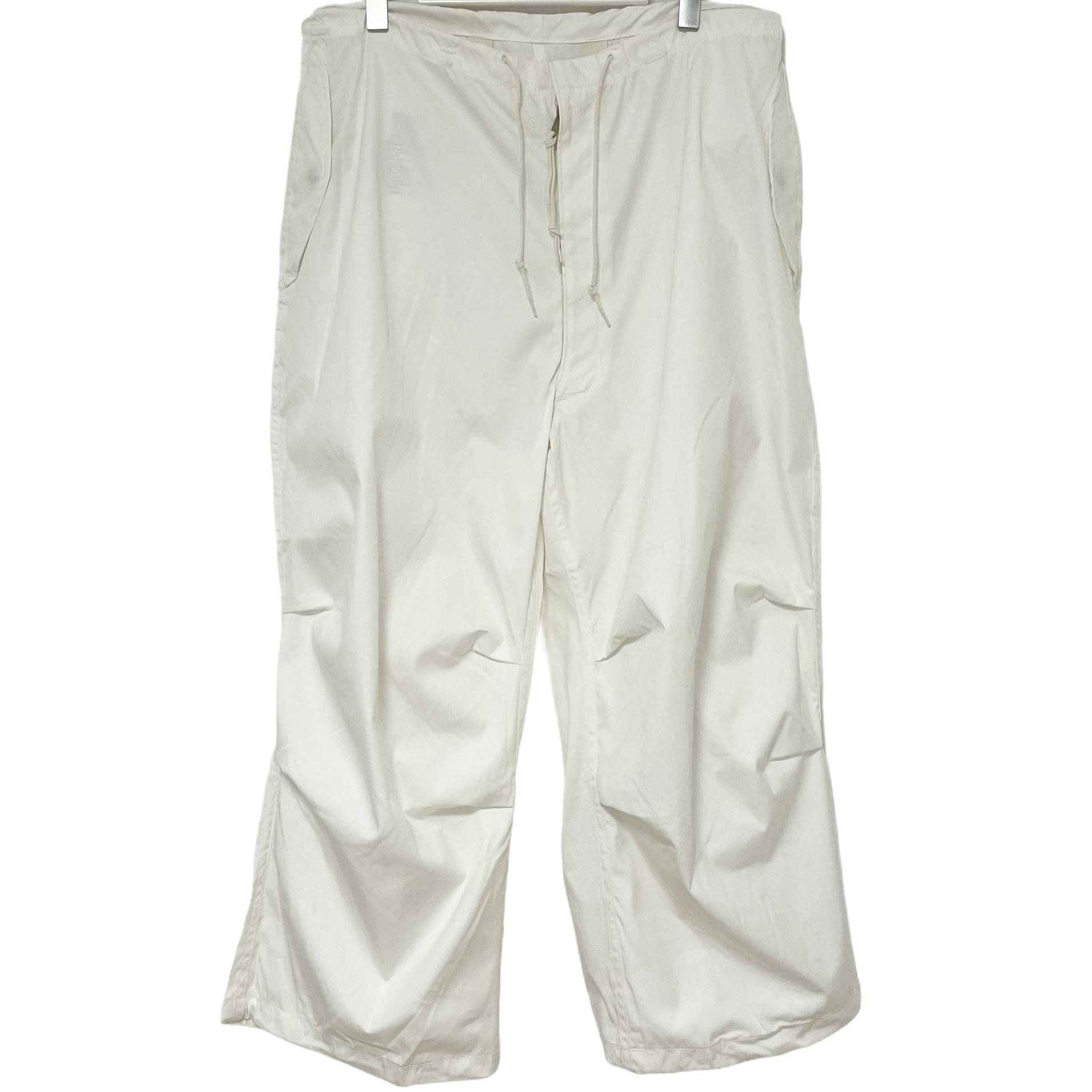 Dead Stock 90's U.S. Army Snow Camo Over Pants M-S