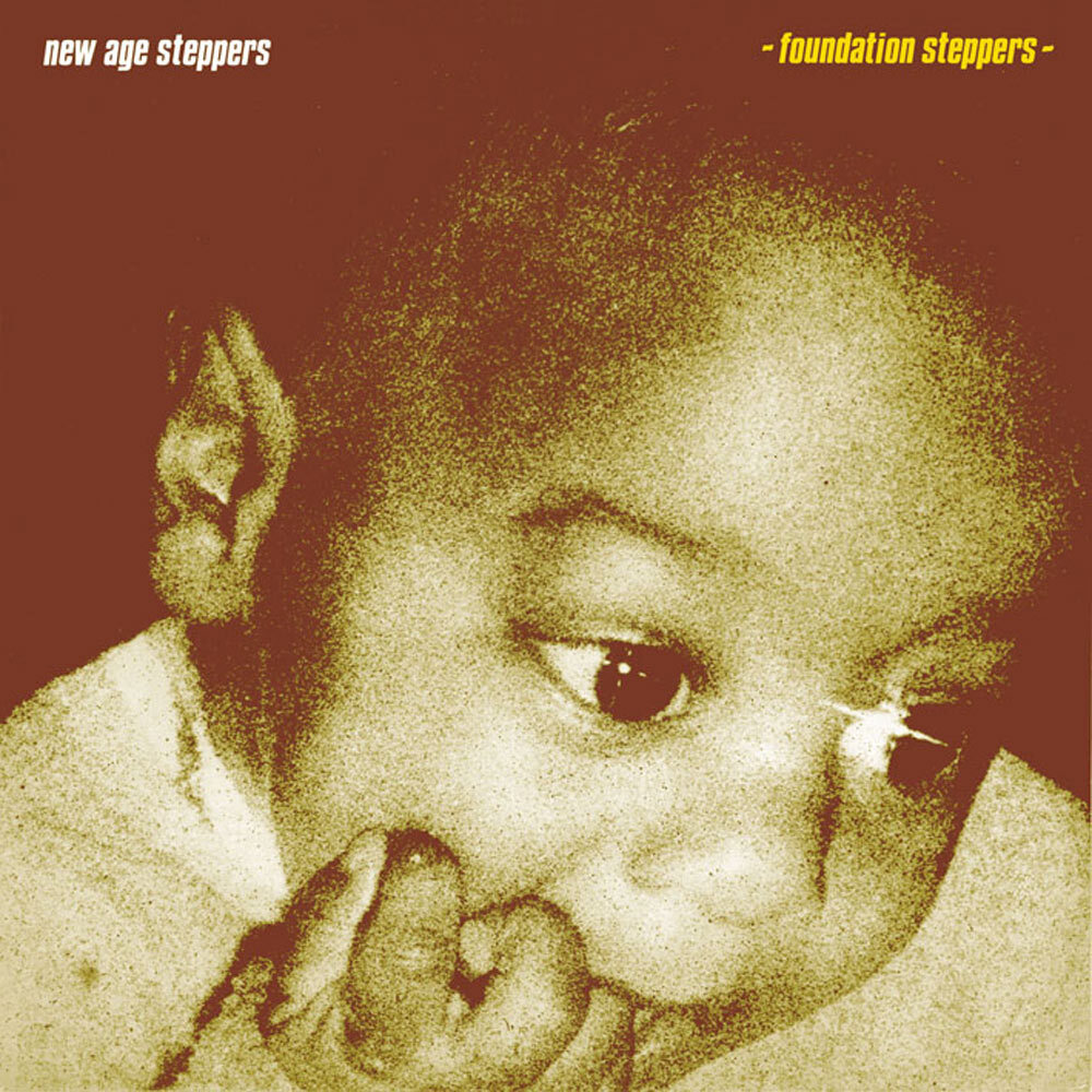 NEW AGE STEPPERS - FOUNDATION STEPPERS (LP)