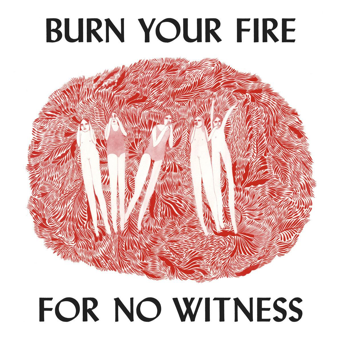 Angel Olsen / Burn Your Fire For No Witness(Ltd Japanese LP w Obi)