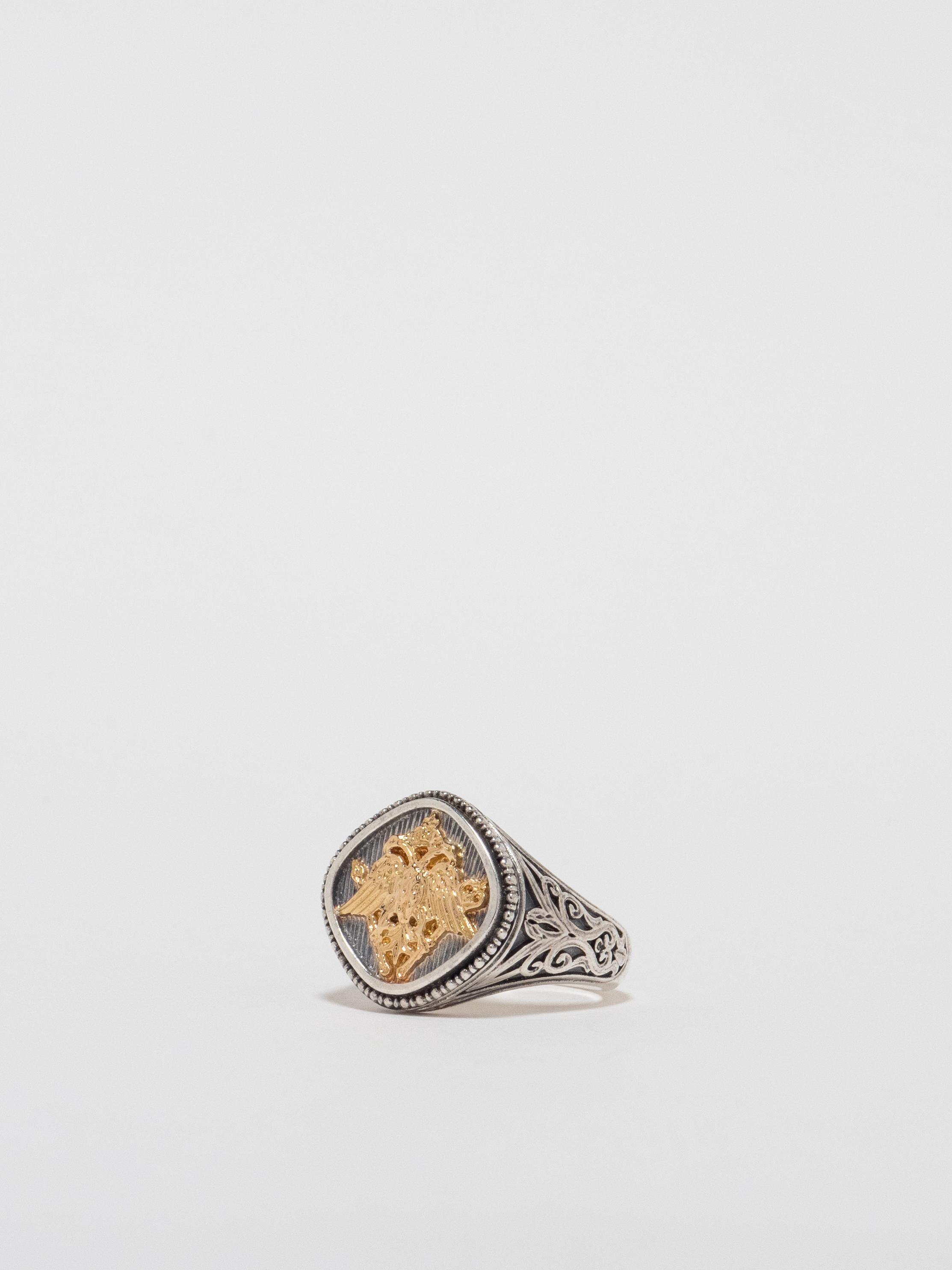 Byzantine Ring / Gerochristo