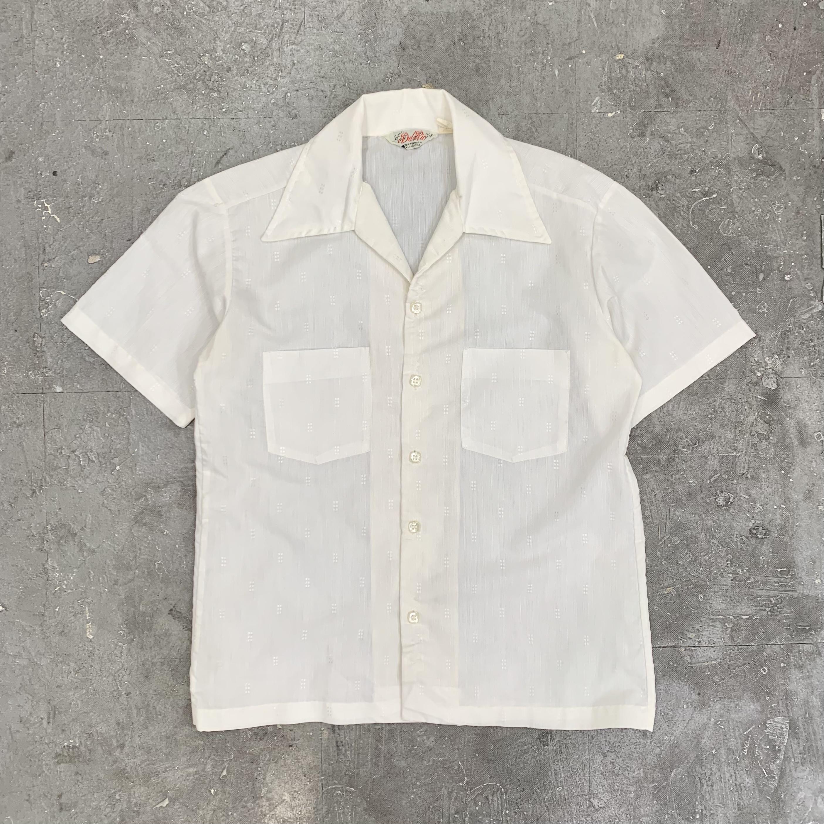 70's Euro Shirt / Size M