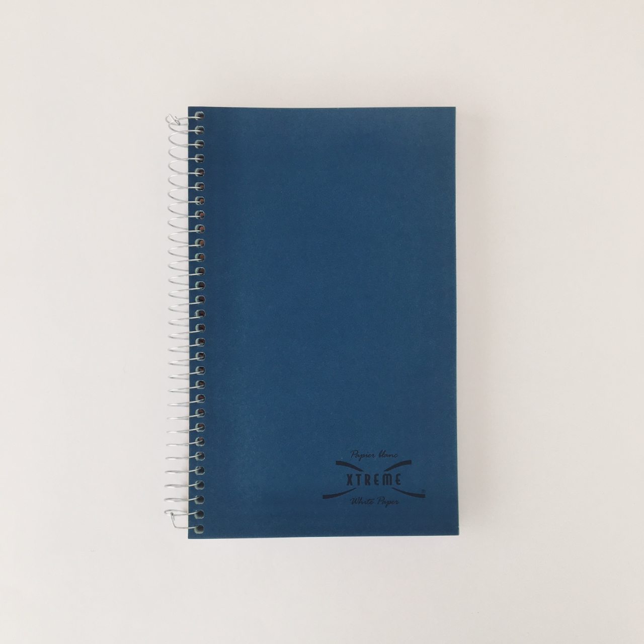 """Nationalノートブック(3 Subject) National 33360  9 1/2 """"x 6"""" Blue College Rule 3 Subject Wirebound Notebook"""