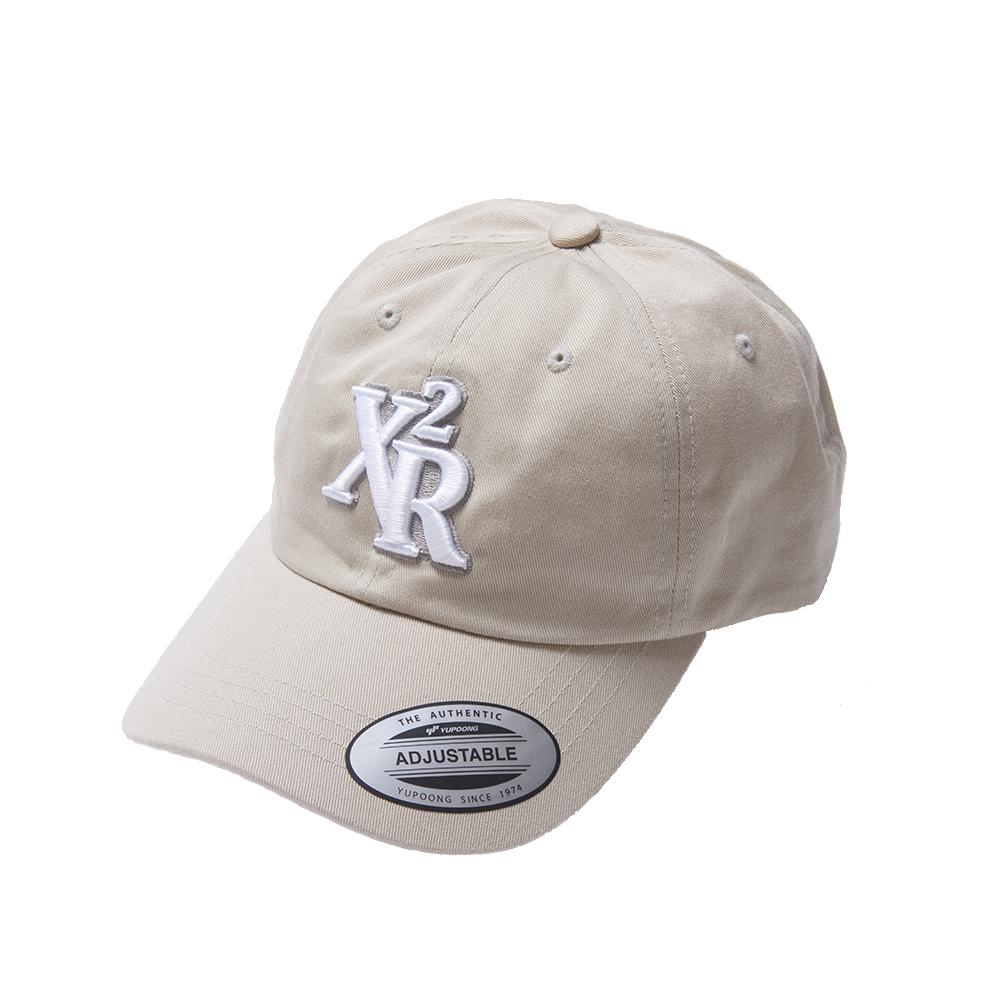 "XAIREX 3D LOGO CAP ""SAND"" [XAI-20]"