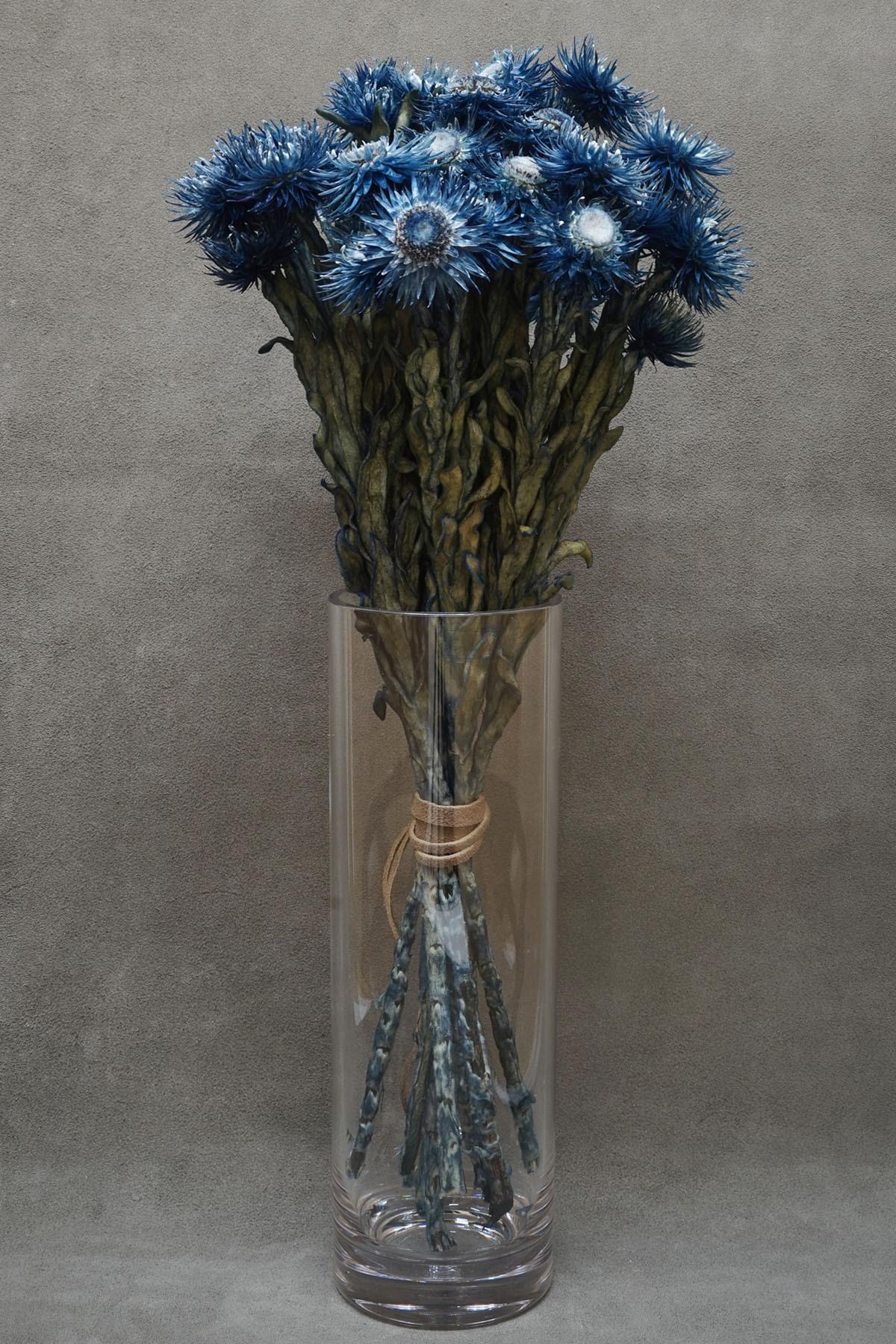 INDIGO DYED DRIED FLOWERS(藍染ドライフラワー)