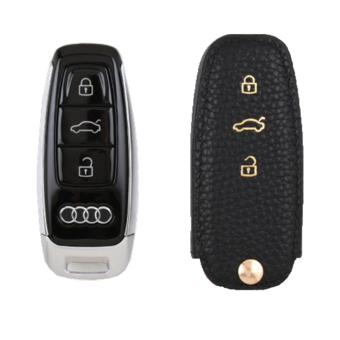 Audi 専用 TypeE Car Key Case